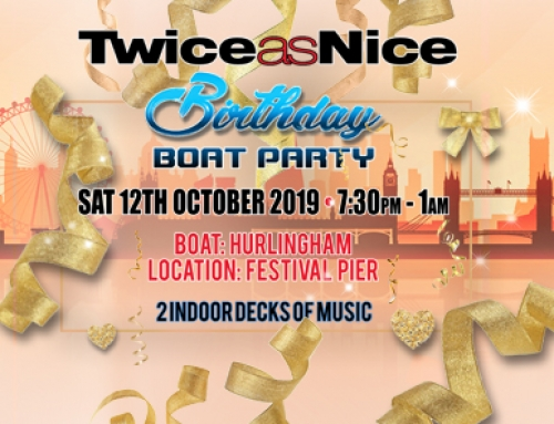 TwiceasNice Birthday Boat Party