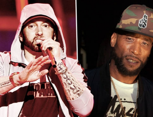 Eminem Savagely Disses Lord Jamar On Stage During His Live Show